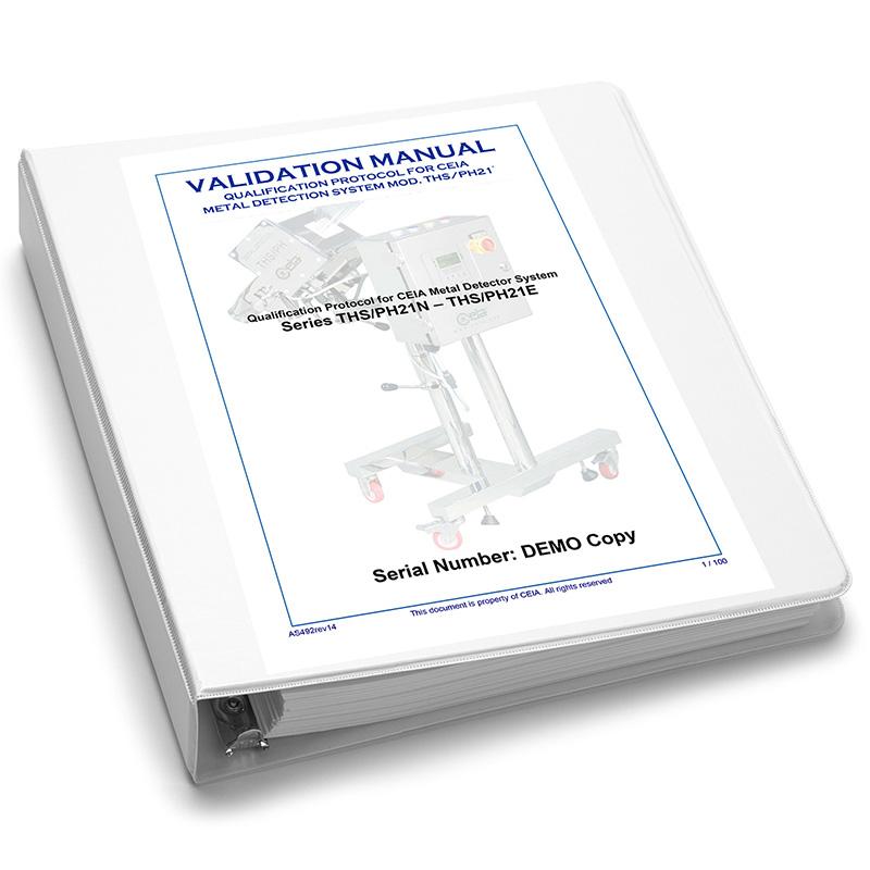 CEIA Industrial Metal Detectors