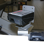 Bar-Code Reader Input CEIA Industrial Detection