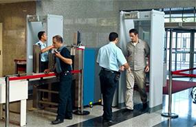 CEIA Security Metal Detectors