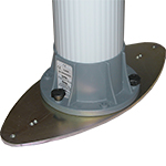 Stabilizing Plates CEIA Metal Detectors