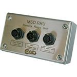 MSD-RRU CEIA Metal Detectors